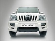 Mahindra Goa SUV Glx
