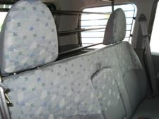 Goa Glx stražnja sjedala