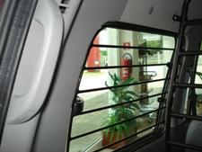 prozori prtljažnika sa mogućnošću otvaranja