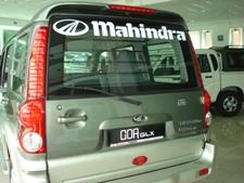 Mahindra eksterijer