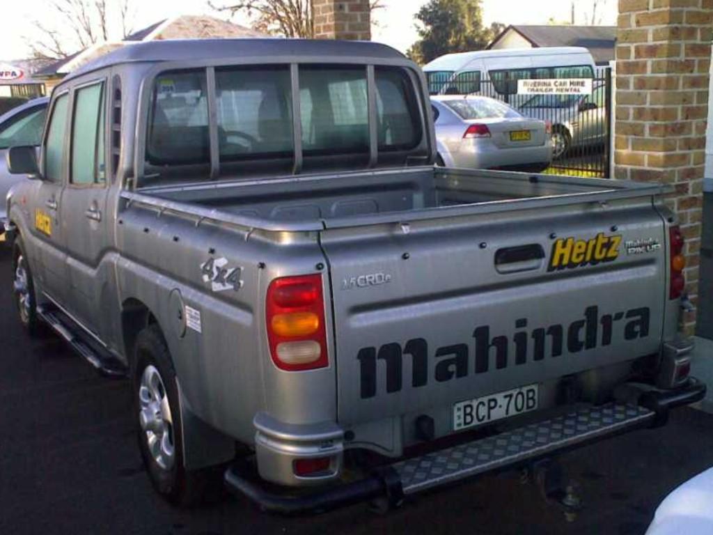 mahindra mahindra Mahindra, es la marca automotriz de origen indio líder en ventas en chile los comienzos de mahindra motors se remontan a 1945, a través de la fabricación de.