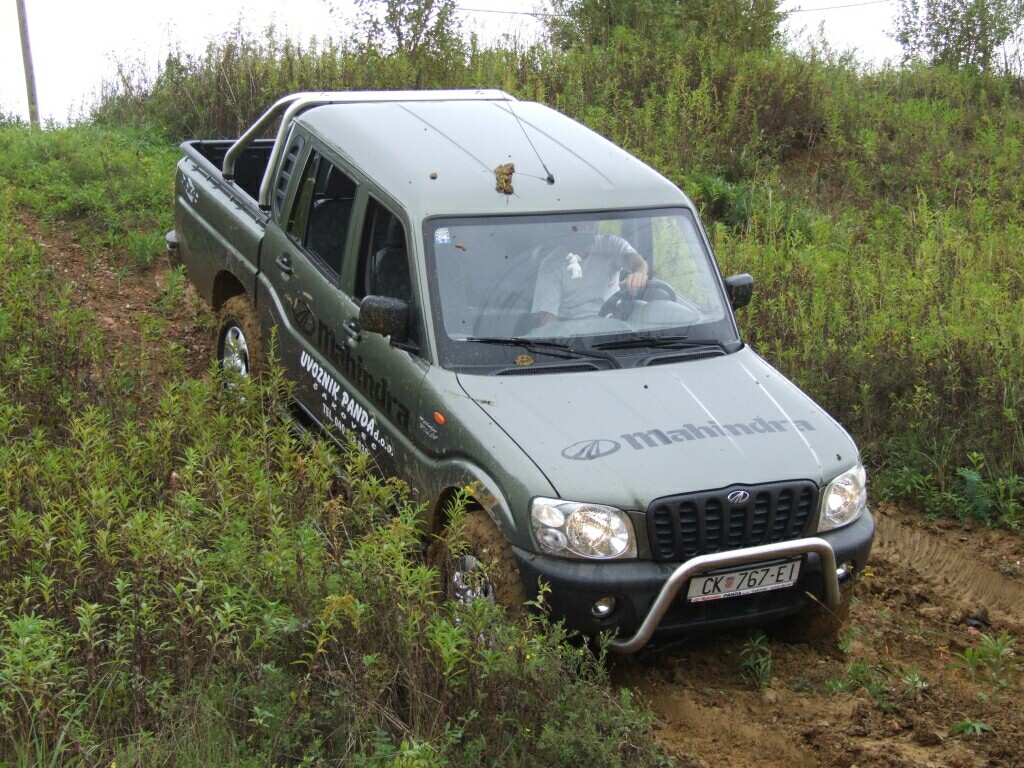 Mahindra - Mahindra off-road Varaždin