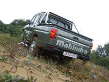 Mahindra off-road